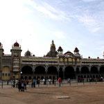 palais du Maharadja a Mysore