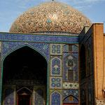 Esfahan, place de l'immam