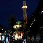 la vieille ville de Sarajevo - Bascarsija