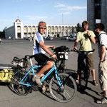 France-Japon en vélo à assistance éléctrique solaire!
