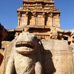 Badami - temple