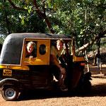 rickshaw... en attendant la reprise du velo!