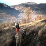 Julien et Maggy sur la route de Serovo