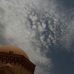 Yazd, dans la vieille ville
