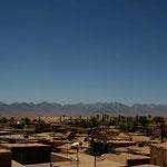 vue sur le village de Garmeh