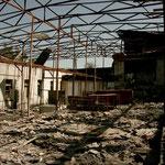 Osh, bien triste après les affrontements inter-ethniques de juin 2010