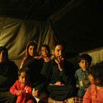 Famille bédouine