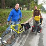 Luke et son super vélo