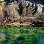 le lac aux sept couleurs