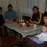 Un bel accueil à Sremska Mitrovica
