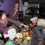 repas d'anniversaire à Lahore