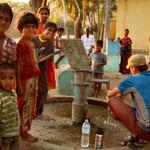 provision d'eau