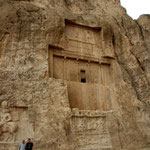 tombeaux impressionnants