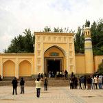 la mosquee Id Kah de Kashgar