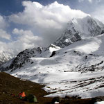 dernier camp à 4200m
