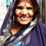 dans les rues d'Aurangabad