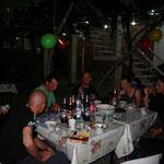 A Tashkent, on fête l'anniversaire d'Ania, cyclo polonaise
