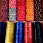 bangles de toutes ls couleurs