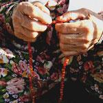collier de prière