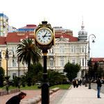 un tour en Géorgie pour 24h - les belles rues de Batumi