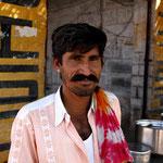 le temps d'un thali sur le bord de la route