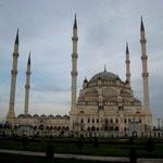 La nouvelle mosquée d'Adana
