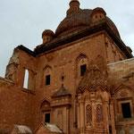 Le palais d'Ashkar Pasa près de Dogubayazit