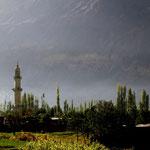 le village d'Aliabad
