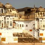 les ghâts de Pushkar