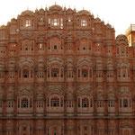 Jaipur - le palais des vents, Hawa Mahal