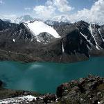 mais le lac Ala Kol en vaut la peine!!