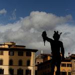 statue de Persée, Florence