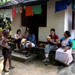 Keralassery, chez Jeanne et Firoz