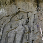 le Bouddha de Gilgit, vestige des civilisations bouddhistes disparues du Pakistan