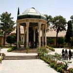 tombeau du poète Hafez, à Shiraz