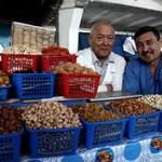 au bazaar de Shimkent