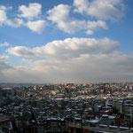 La vue sur Istanbul de chez Şevket