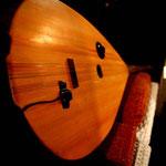 le saz, instrument typique de la musique Sevdalinka ou Sevdah