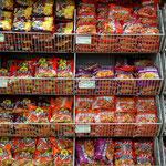 au supermarche chinois