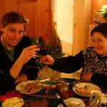 chez Rosa à Gorna Bishovitsa