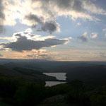 """La Toscane sur les """"crete senese"""" - collines et couleurs..."""
