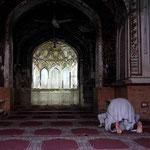 mosquée à Peshawar