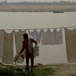 les dobi wallahs - laveurs de vêtements