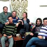 Mehmet et ses amis