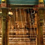 horloge solaire du temple