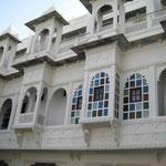 Un hôtel sympathique à Udaipur