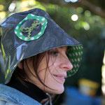 chapeau de pluie femme