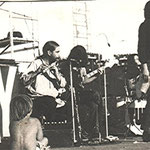 TULLY at Wallacia, NSW 1971 ( Richard on flute )