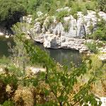 Balazuc - Ardèche - Le grand Moure