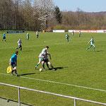 VfB Theley - FC Homburg II - 09.04.2017